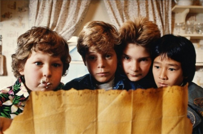 The Goonies Courtesy of WarnerBros.com