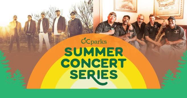 OC Parks Summer Concerts Dana Point August 23 2018