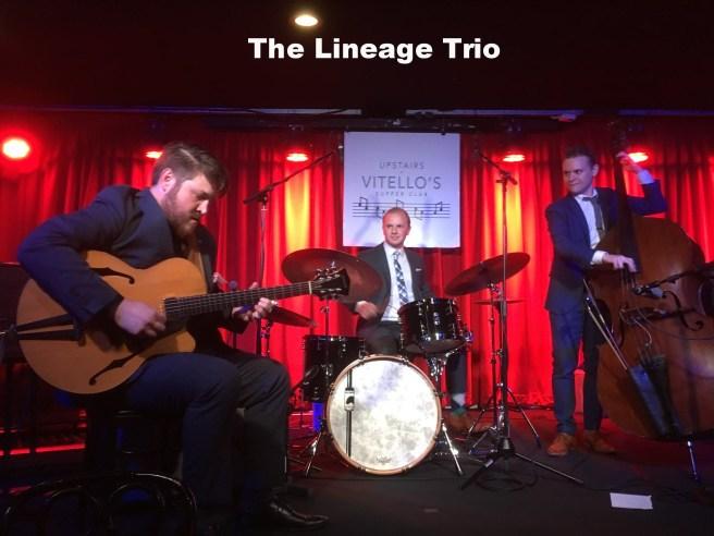 The Lineage Trio Courtesy of AlexFrankMusic.com