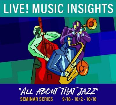 Laguna Beach Live All About That Jazz Fall 2018