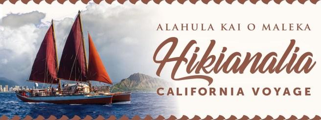 Hikianalia California Voyage Dana Point October 2018