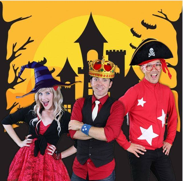 Laguna Niguel Family Fun Night Halloween Spooktacular October 12 2018