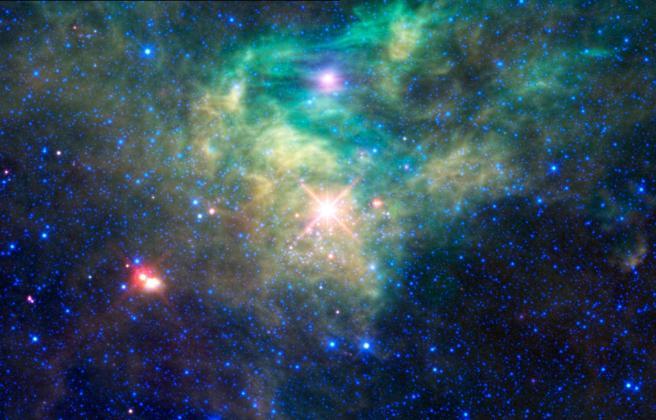 Stars Courtesy of NASA