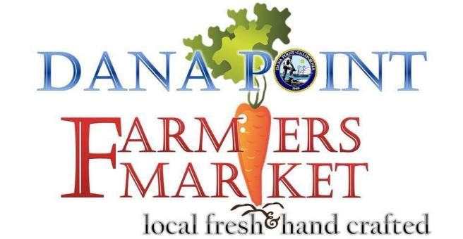 Dana Point Farmers Market Logo
