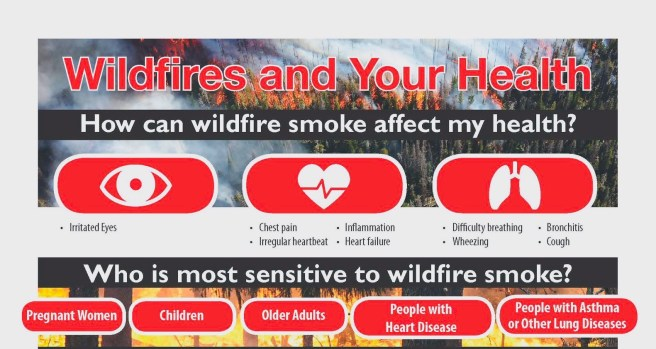Wildfires and Your Health PSA