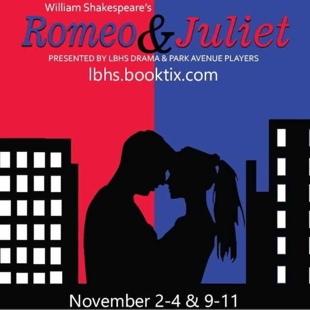 Laguna Beach High School Romeo & Juliet November 2018