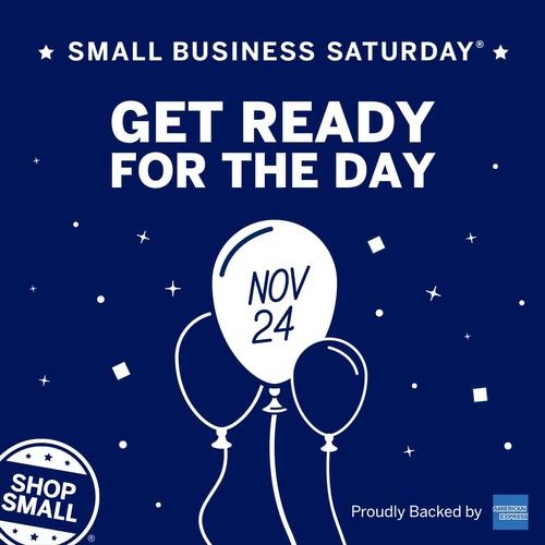 Laguna Beach Small Business Saturday 2018