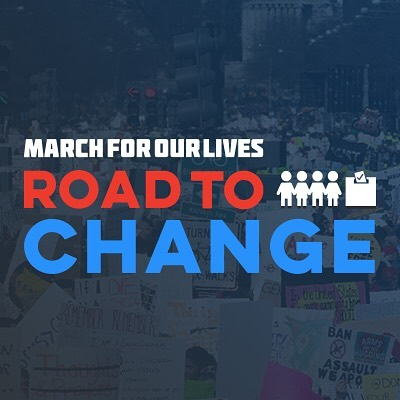 March For Our Lives Road to Change Tour