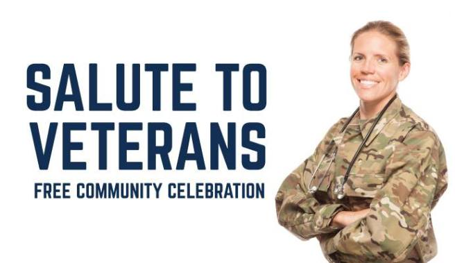Orange County Fairgrounds Salute to Veterans Community Celebration Saturday Noember 10 2018