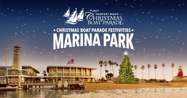 Newport Beach Christmas Boat Parade Opening Night Wednesday December 19 2018