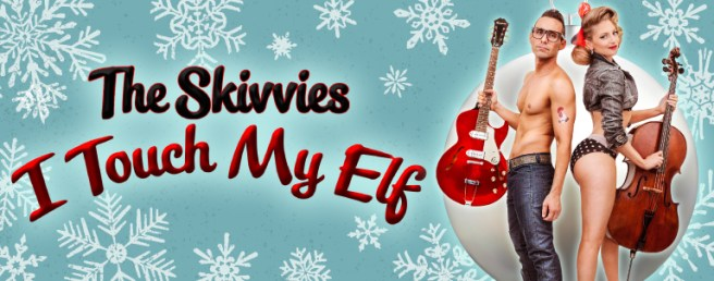 The Skivvies at The Laguna Playhouse December 10 and 11 2018