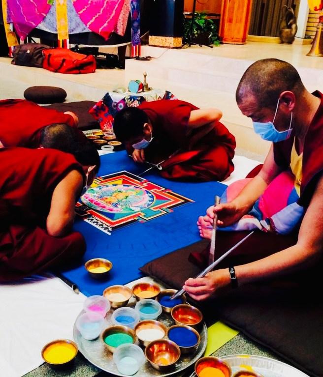 Image Courtesy of Sacred Tibetan Arts Tour