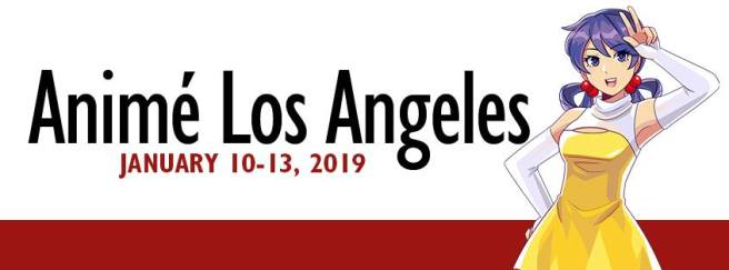 Anime' Los Angeles 2019