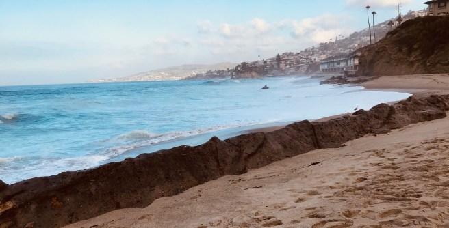Laguna Beach Coast January 2019 by SouthOCBeaches.com