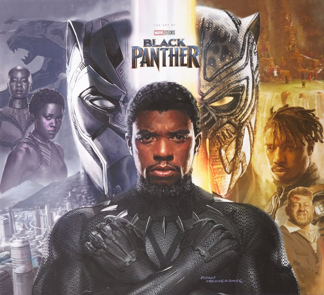 Black Panther Courtesy of Disney