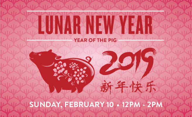 Irvine Spectrum Lunar New Year Sunday February 10 2019