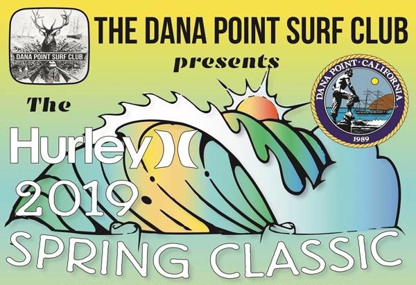 Dana Point Hurley 2019 Spring Classic March 30 2019
