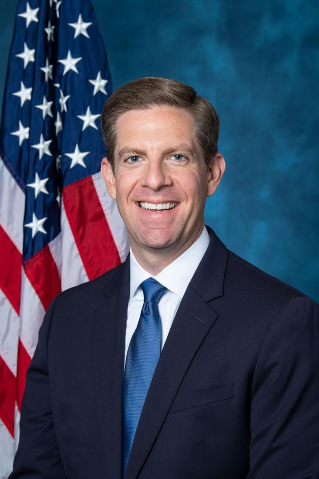 US Representative Mike Levin Courtesy of mikelevin.house.gov