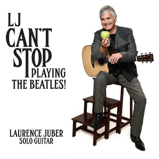 Guitarist Laurence Juber Solo Guitar