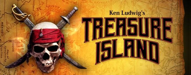 Laguna Playhouse Youth Theatre Treasure Island Logo