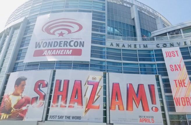 Wondercon 2019 Anaheim California Courtesy of SouthOCBeaches.com