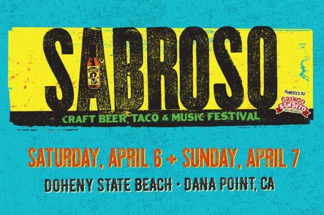 Sabroso Doheny State Beach April 2019 Courtesy of SabrosoTacoFest.com