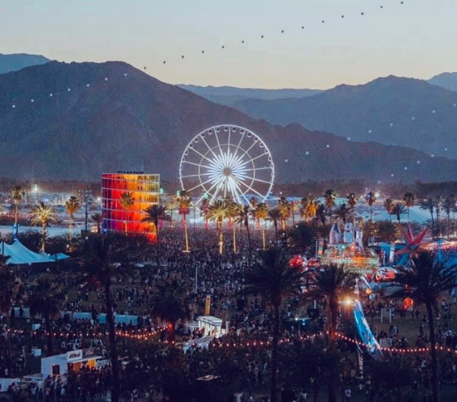 Coachella 2019 Courtesy of Coachella.com