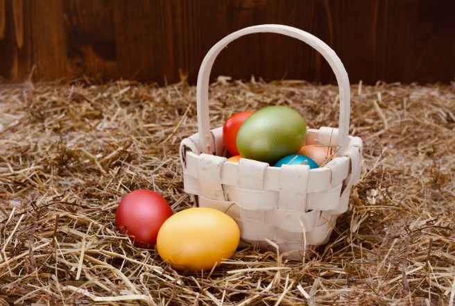 Easter Basket Courtesy of WordPress Pexels