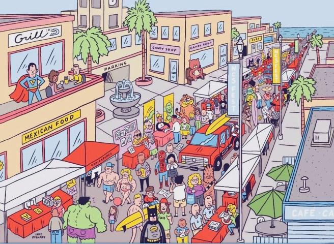 National Cartoonists Society Fest Huntington Beach CA May 17 2019 thru May 19 2019