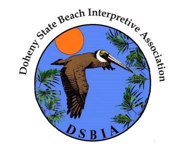 Doheny State Beach Interpretive Association Logo