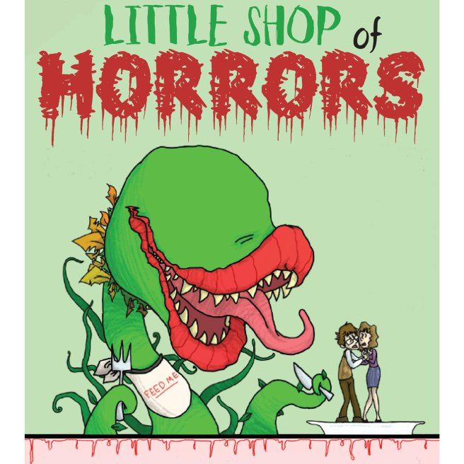 Laguna Beach High School Little Shop of Horrors May 24 - May 26 2019