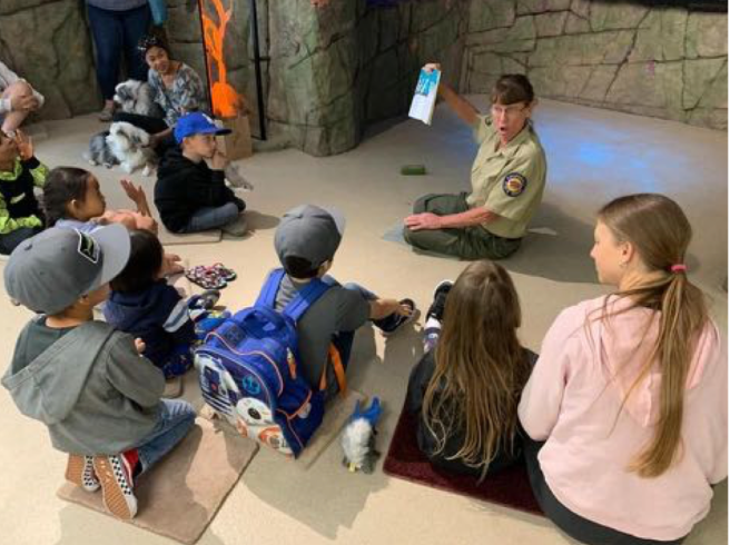 Dana Point Doheny Story Time 2019