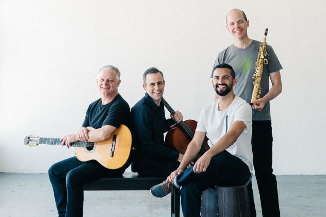 Quarteto Nuevo Courtesy of foapom.com
