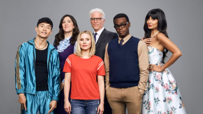 The Good Place Courtesy of NBCUniversal.com