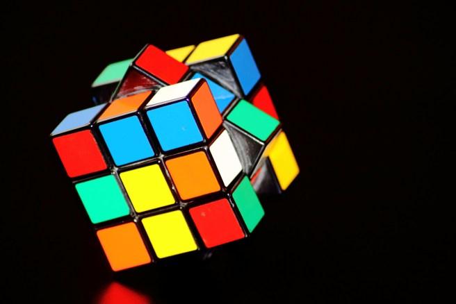 Cube Courtesy of WordPress Pexels