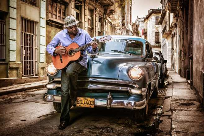 Adonis Puentes and The Voice of Cuba Orquesta Courtesy of Laguna Beach Live!