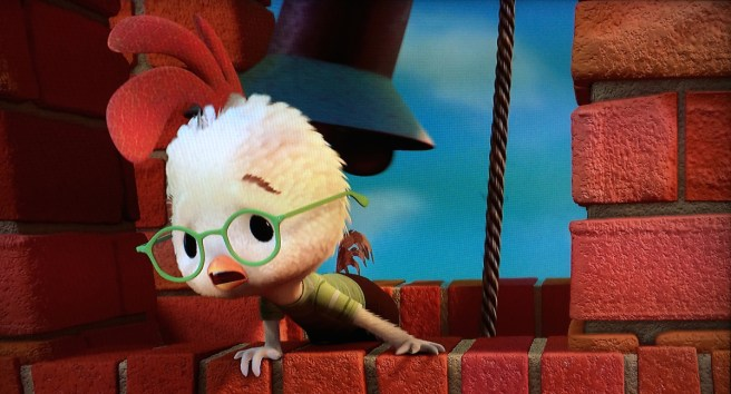 Chicken Little Courtesy of Disney.com