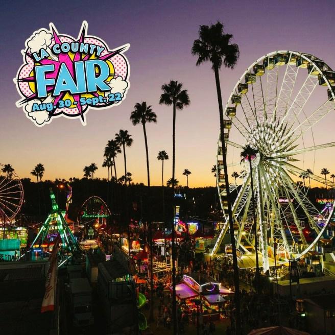 LA County Fair Courtesy of LACountyFair.com