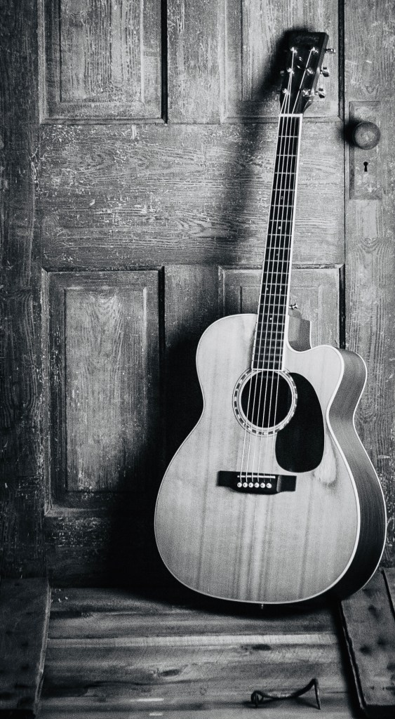 Guitar Courtesy of WordPress Pexels