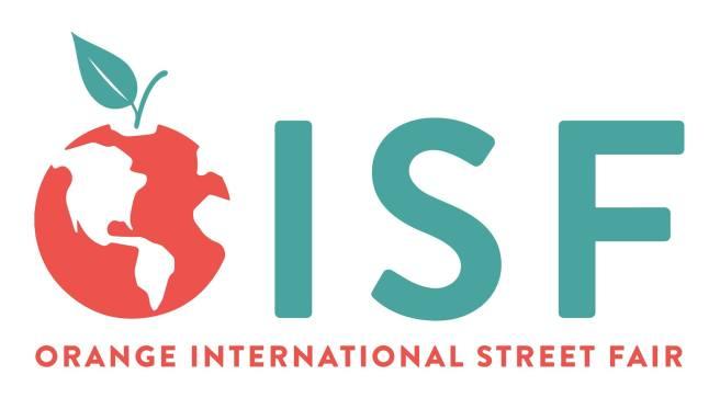 Orange International Street Fair (OISF Logo)