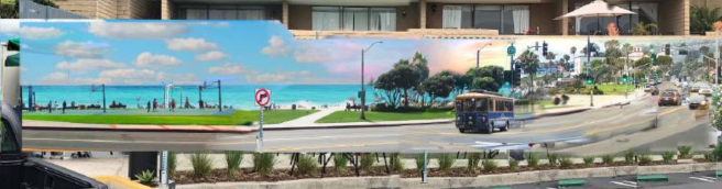 Proposed Laguna Beach Mural by Artist Timothy Robert Smith