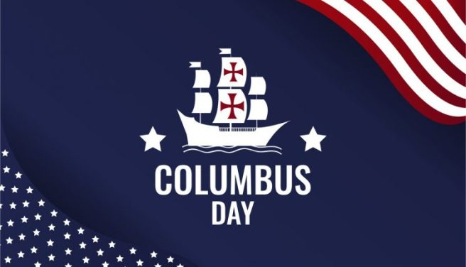 Columbus Day 2019 Courtesy of postaltimes.com