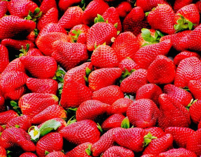 Strawberries Courtesy of WordPress Pexels