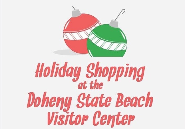 Doheny State Beach Holiday Shopping Saturday December 21 2019