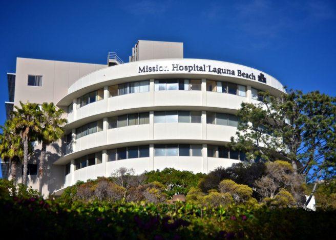 Mission Hospital Laguna Beach Courtesy of Providence.org