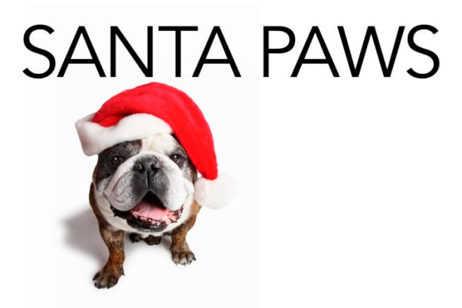Santa Paws at San Clemente Outlets Sunday December 15 2019