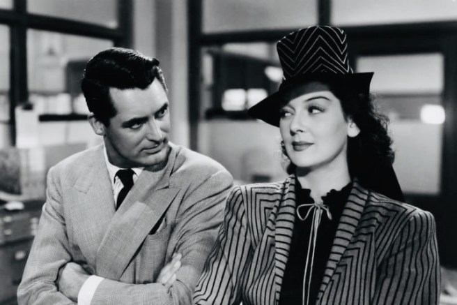 His Girl Friday Courtesy of SonyPictures.com