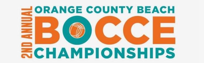 Orange County Beach Bocce Championships in Dana Point March 7 2020