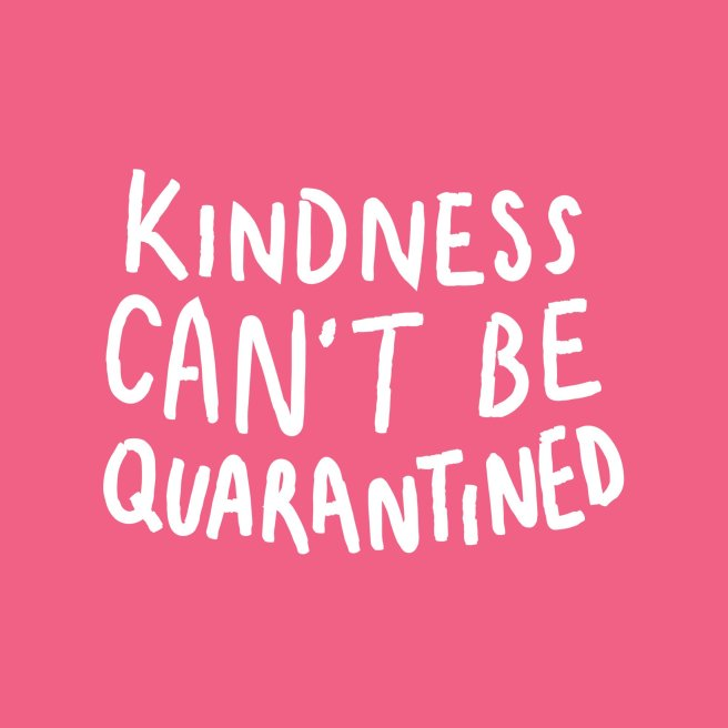 Kindness Can't Be Quarantined COVID-19 PSA Courtesy of United Nations