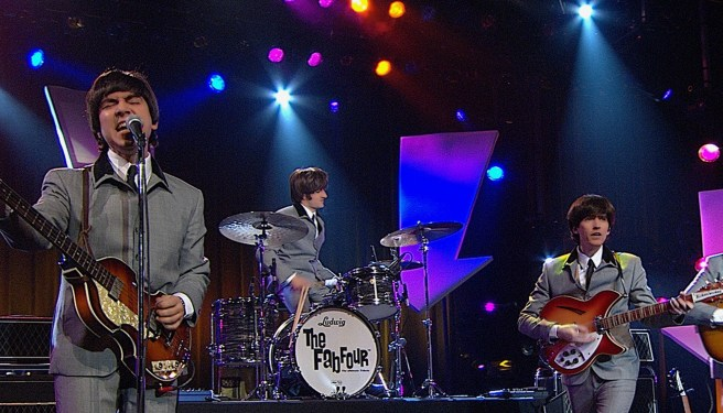 The Fab Four Courtesy of autosonicconcerts.com